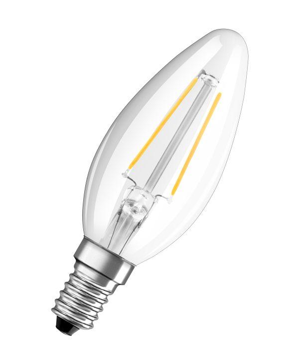 VINTA, LED 2W, E14, 2700K