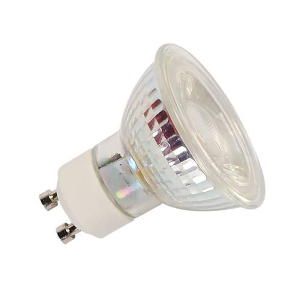 COB LED Retrofit, QPAR51, 5W, E27, 3000K, 38°, 3 step dim