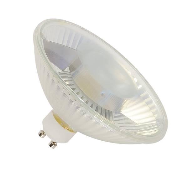 COB LED Retrofit, QPAR111, 6W, E27, 3000K, 38°, 3 step dim