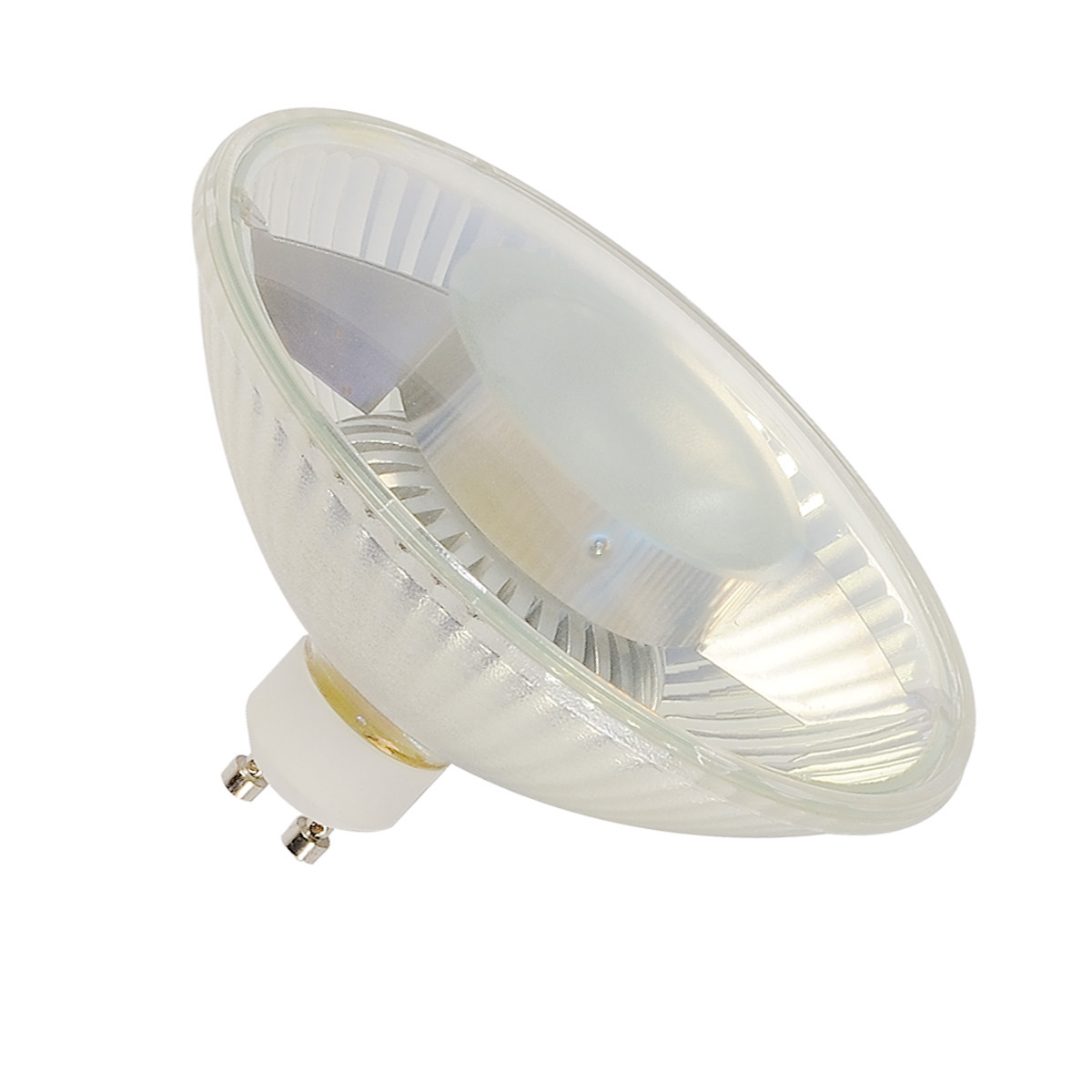 COB LED Retrofit, QPAR111, 6W, E27, 3000K, 38°, 3 step dim