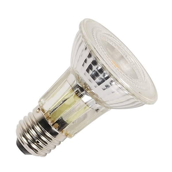 COB LED Retrofit, PAR20, 8W, E27, 4000K, 38°, 3 step dim