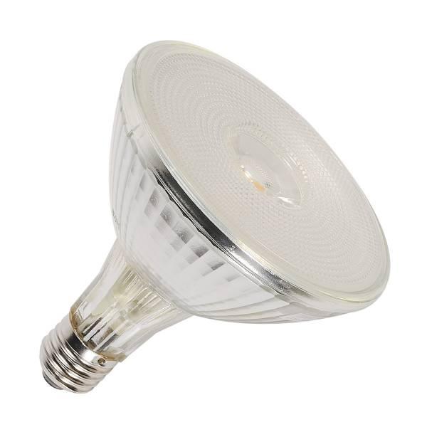 COB LED Retrofit, PAR38, 18W, E27, 3000K, 38°, 3 step dim