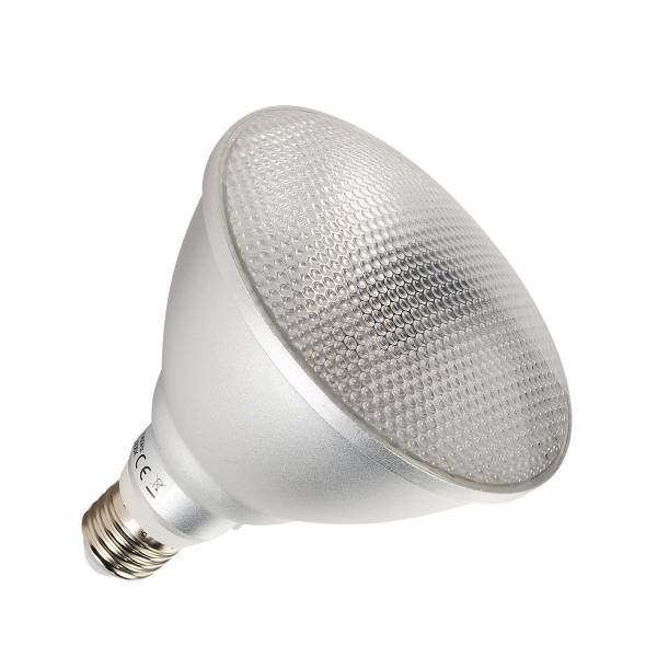 COB LED Retrofit , PAR38, lamp,E27,3000K, anodized aluminium