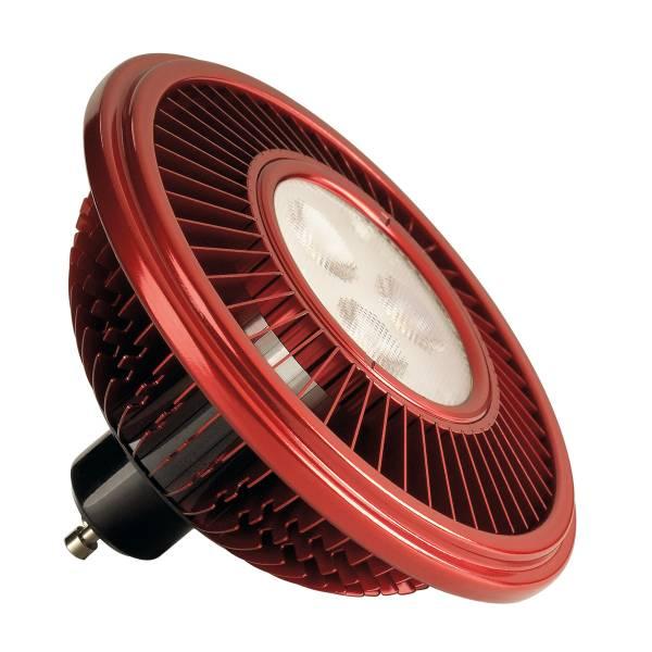 LED ES111, red, 15W, 30°, 2700K