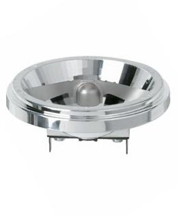 QR-LP 111 50W SP 8° G53, low voltage reflector lamp