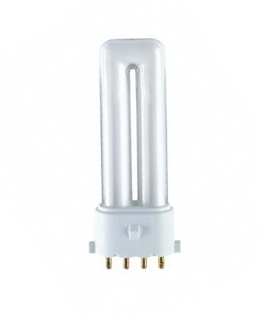TC-SEL 9W/827 2G7, compact fluorescent lamps