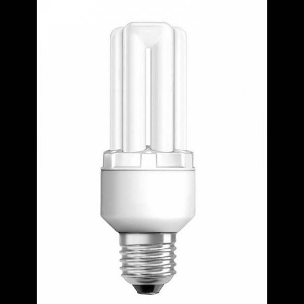 DEL LL FCY 10W/827 E27 FS1, Energy saving lamp