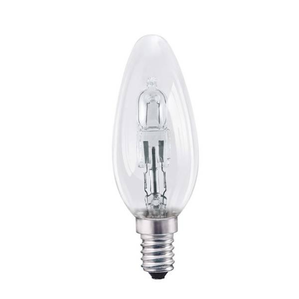 Halolux 64541 B PRO 20W E14, halogen bulb, clear