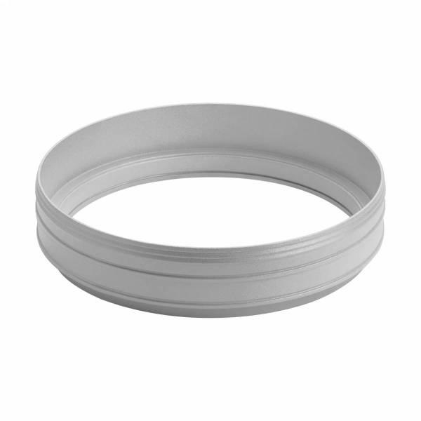 """Ferronego Installation frame """"111"""" round / 1-fach silver"""