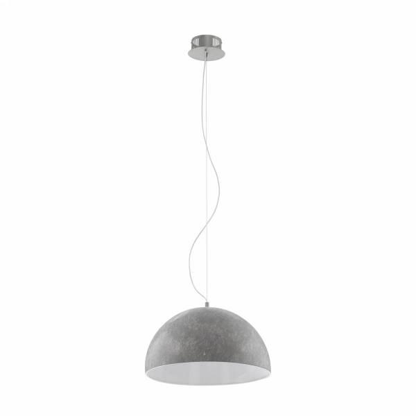 "Pendant luminaire ""Gaetano"" Ø 530 LED 24W betongrey IP20"