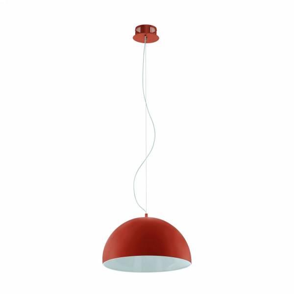 "Pendant luminaire ""Gaetano"" Ø 530 LED 24W orange IP20"