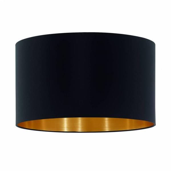 "Shade for Pendant luminaire ""Pasteri Pro"" black gold"