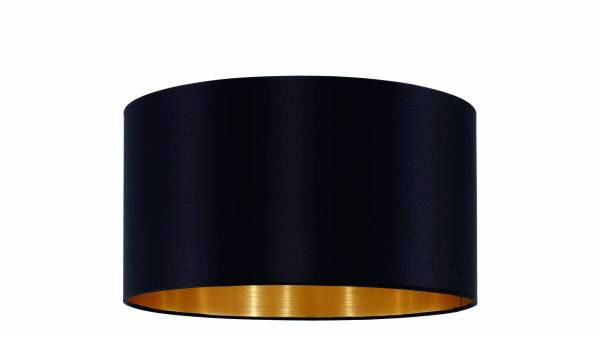 "Shade for Pendant luminaire ""Pasteri Pro"" black gold"