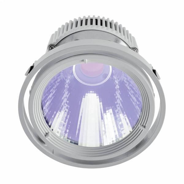 Ferronego IN 111 40W 3000K 3192lm silver IP20 40°