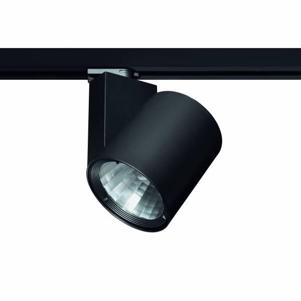 """3-Phase-Track Spotlight Ferronego"""" 35,6W black IP20"""