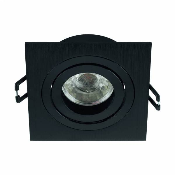 Terni Pro ecking / swivelling 50W black IP20