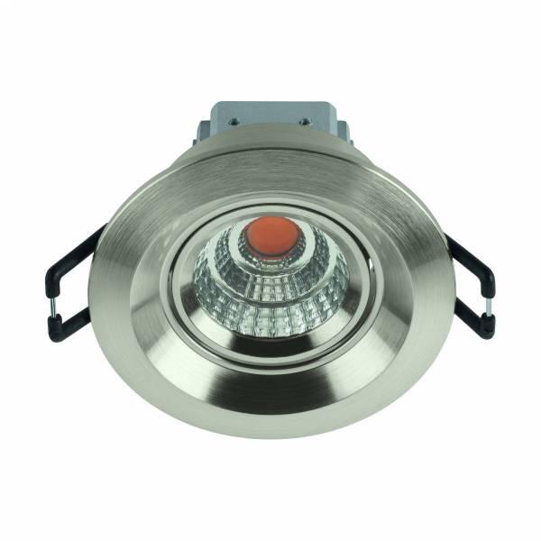 Talvera P 6W 4000K 773lm nickel-matt IP20