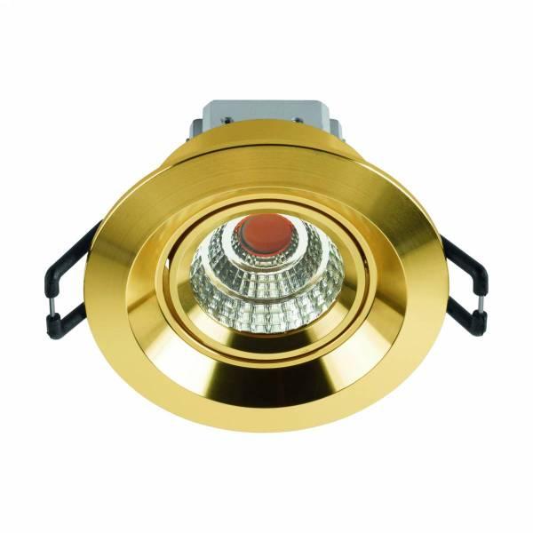 Talvera P 6W 2700K 740lm gold IP20
