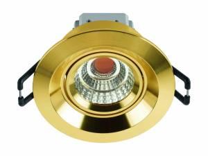 Talvera P 6W 4000K 773lm gold IP20