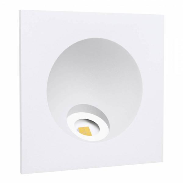 "Recessed LED Spotlight ""Zarate"" 2W 3000K white"