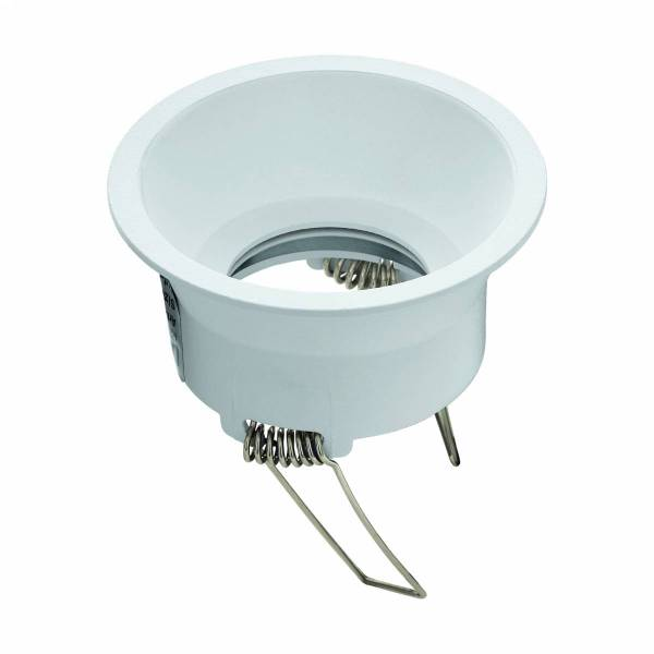 "Downlight ""Zigo"" / Gehäuse max. 35W white IP20"