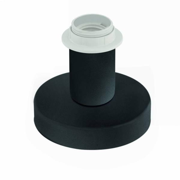 Pasteri Pro 60W E27 blackmatt IP20