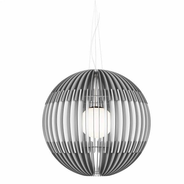 """Pendant luminaire """"Olmero Pro"""" 60W grey/white/grey IP20"""