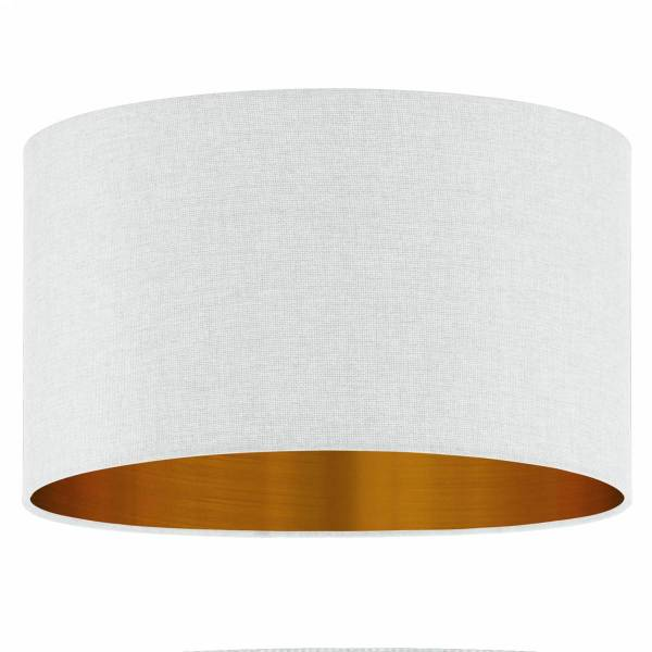 "Shade for Pendant luminaire ""Pasteri Pro"" white/copper"