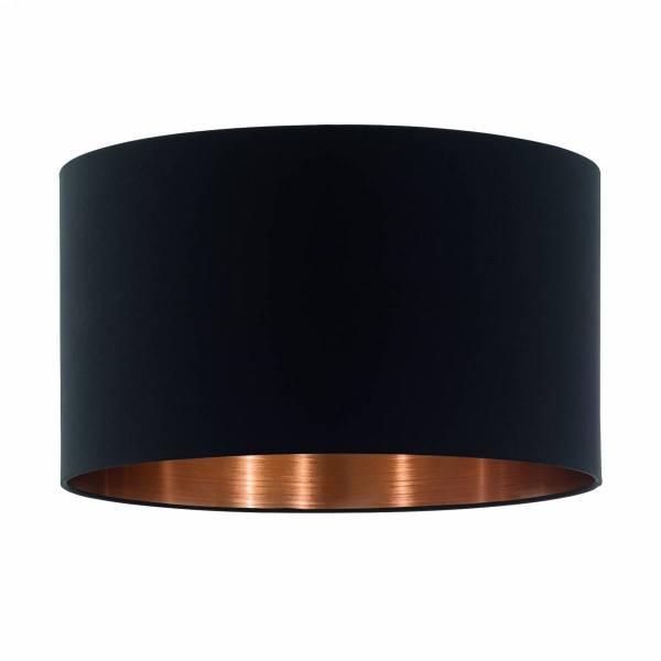 "Shade for Pendant luminaire ""Pasteri Pro"" black/copper"