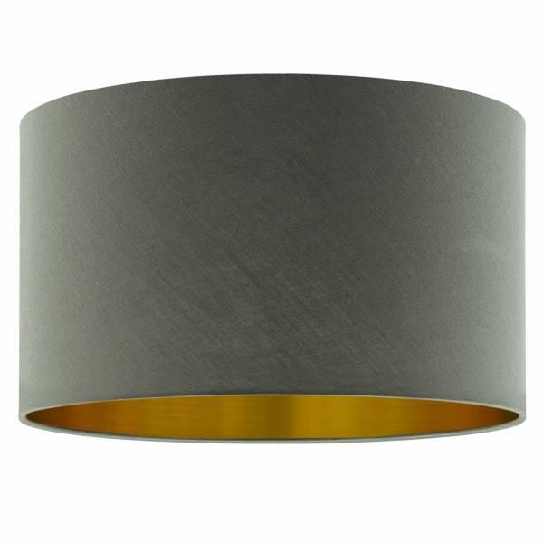 "Shade for Pendant luminaire ""Pasteri Pro"" cappuccino/gold"
