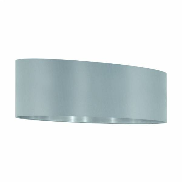 "Shade for Pendant luminaire ""Pasteri Pro"" 2x60W grey/silver"
