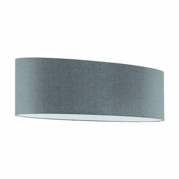 "Shade for Pendant luminaire ""Pasteri Pro"" 2x60W grey/white"
