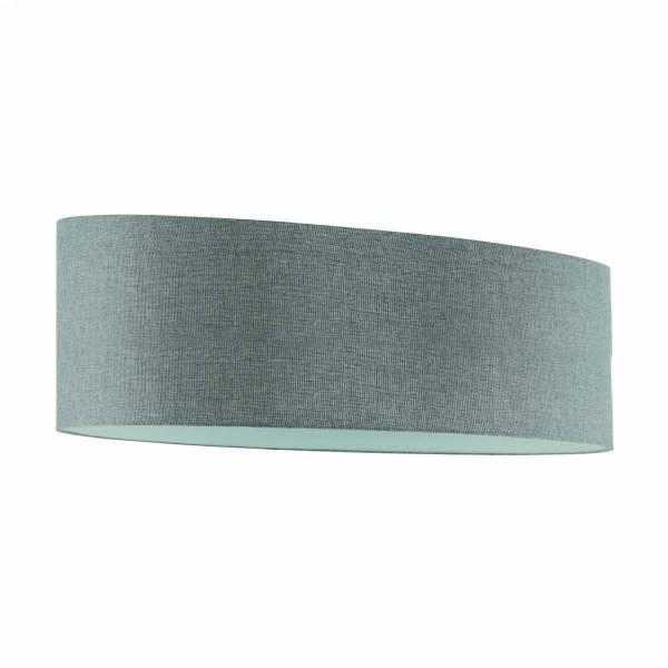 "Shade for Pendant luminaire ""Pasteri Pro"" 2x60W linen grey"