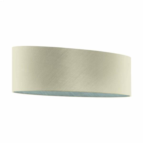 Shade for Pendant luminaire Pasteri Pro 2x60W linen natural