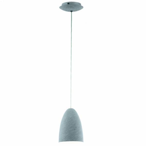 """Pendant luminaire """"Sarabia"""" 60W betongrey IP20"""