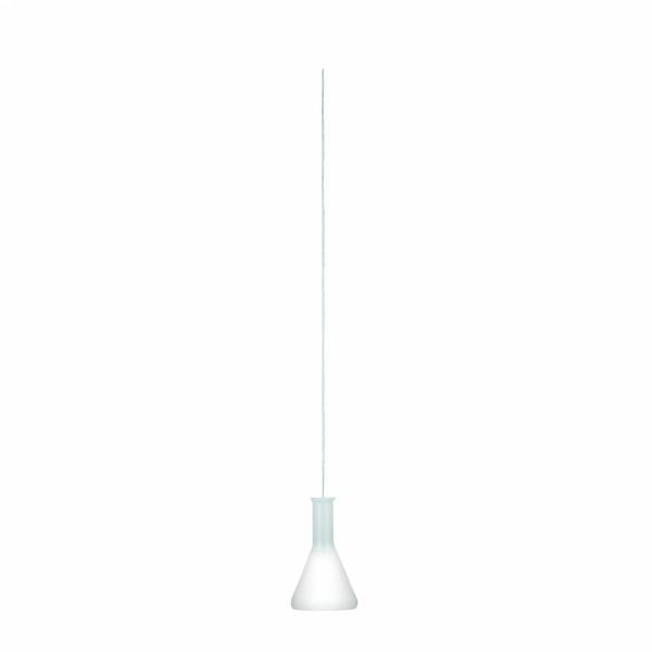 Pendant luminaire Pascoa 60W satiniertes Glass IP20