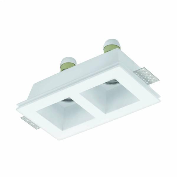Tiberio recessed ceiling GD5001/GD5003 6W Gips IP20