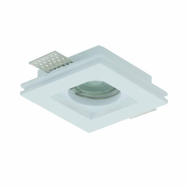 Tiberio recessed ceiling GD5005/GD5006 6W Gips IP20