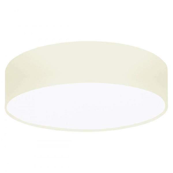 """Ceiling luminaire """"Pasteri Pro"""" 1 x 60W creme IP20"""