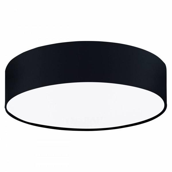 "Ceiling luminaire ""Pasteri Pro"" 1 x 60W black IP20"