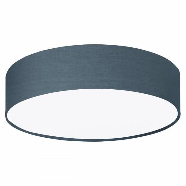 "Ceiling luminaire ""Pasteri Pro"" 1 x 60W grey IP20"