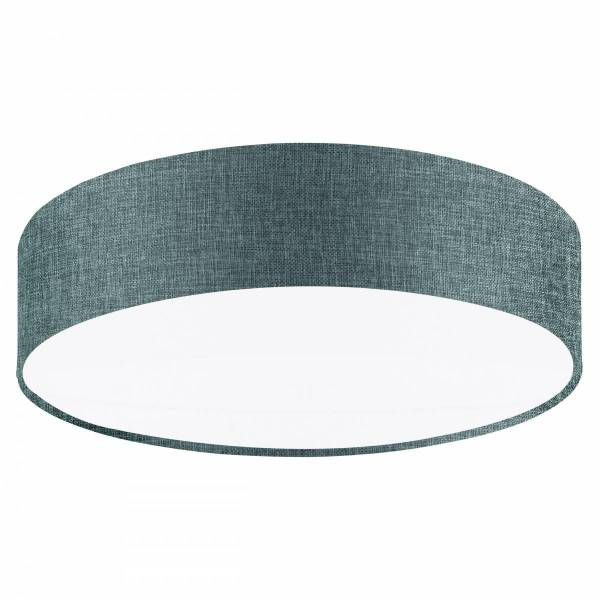 "Ceiling luminaire ""Pasteri Pro"" 1 x 60W linen grey IP20"