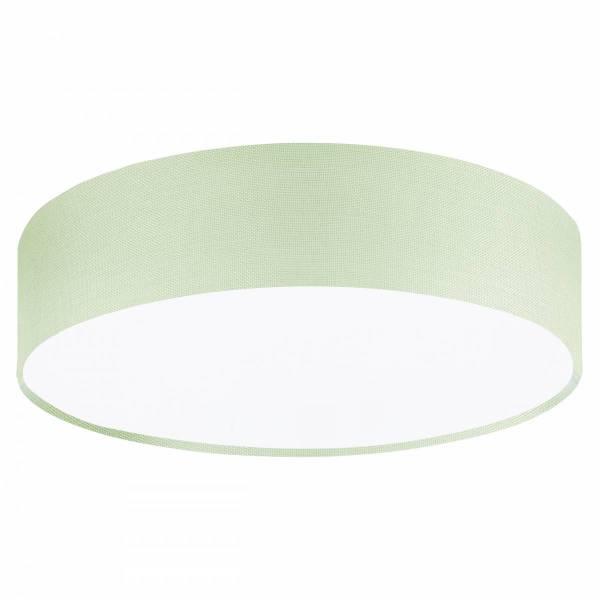 "Ceiling luminaire ""Pasteri Pro"" 1 x 60W linen natural IP20"