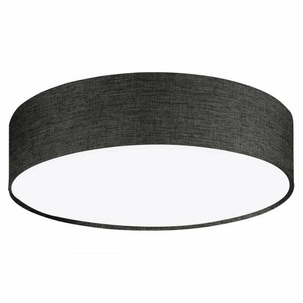"Ceiling luminaire ""Pasteri Pro"" 1 x 60W leinenbrown IP20"