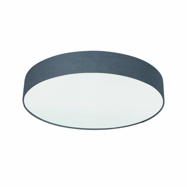 "Ceiling luminaire ""Pasteri Pro"" 3 x 60W grey IP20"