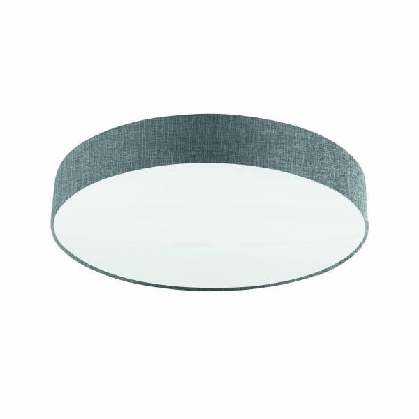 "Ceiling luminaire ""Pasteri Pro"" 3 x 60W linen grey IP20"