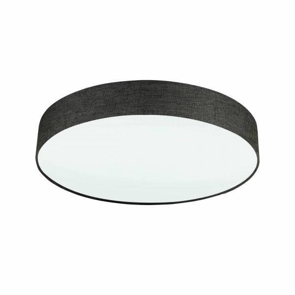 "Ceiling luminaire ""Pasteri Pro"" 3 x 60W leinenbrown IP20"