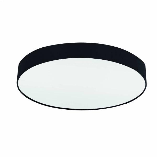 "Ceiling luminaire ""Pasteri Pro"" 5 x 60W black IP20"