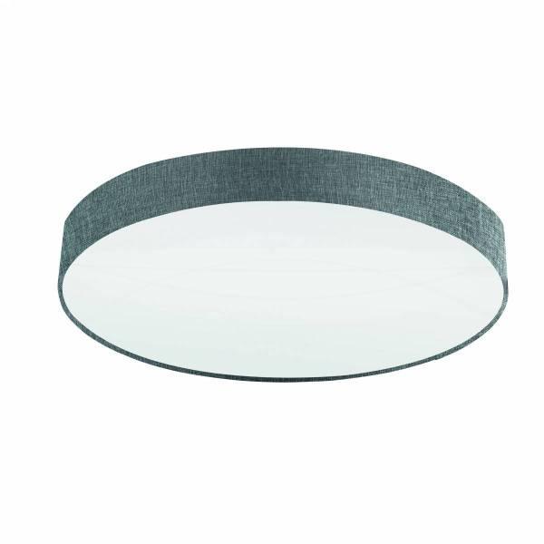 "Ceiling luminaire ""Pasteri Pro"" 5 x 60W linen grey IP20"