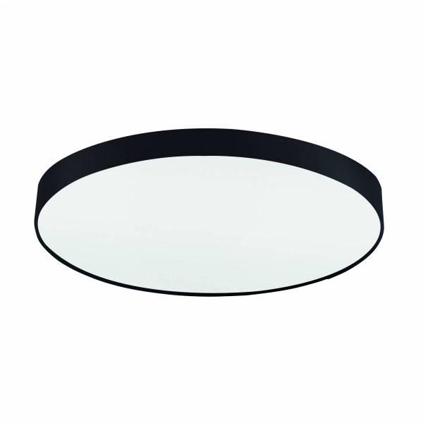 "Ceiling luminaire ""Pasteri Pro"" 7 x 60W black IP20"